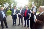 Předvolební debata Deníku v Pardubickém kraji. Volební lídři odpovídají na naše otázky v Lázních Bohdaneč.