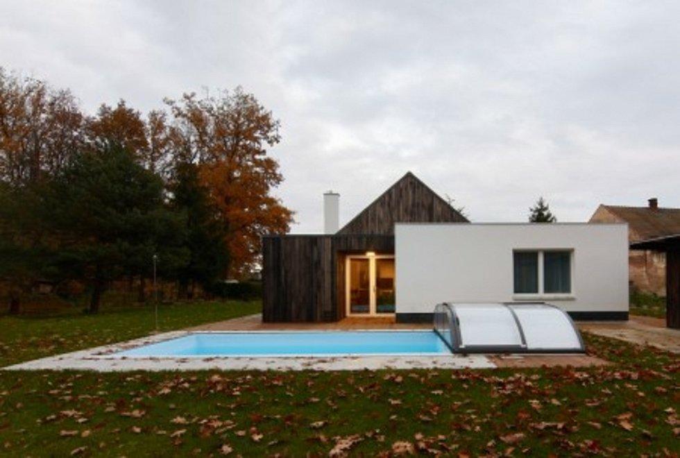 Rodinný dům u lesa, Pardubice