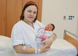 Další nová miminka narozená na Pardubicku