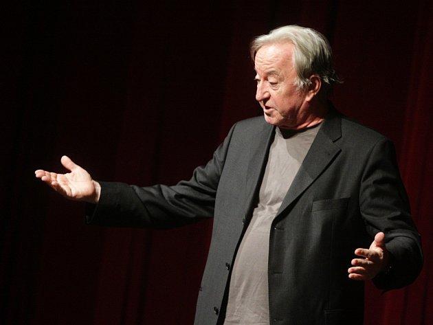 Jiří Lábus je tradičním patronem divadelního festivalu