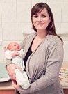 ONDŘEJ VAVŘÍN se narodil 30. prosince ve 12 hodin. Měřil 50 centimetrů a vážil 3230 gramů. Maminku Marcelu podpořil u porodu tatínek Tomáš. Doma na nového sourozence čeká tříletý Filip.
