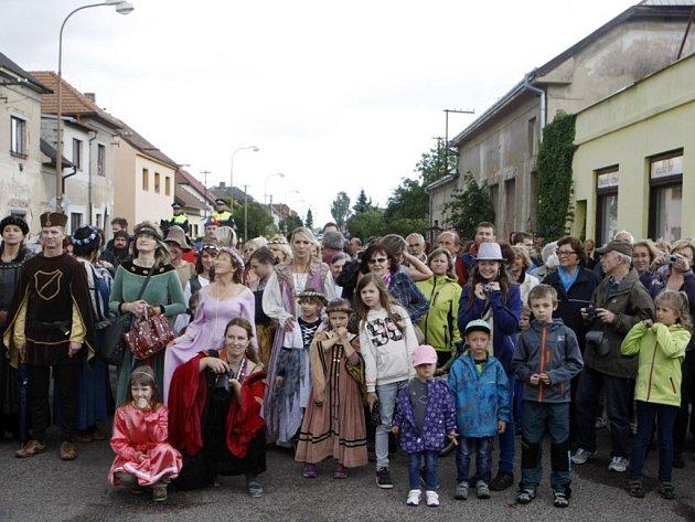Řečany nad Labem oslavily 850 let