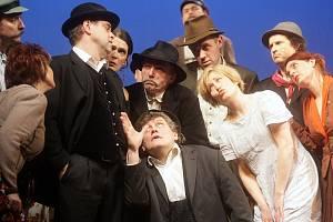 Vítězná komedie Grand Festival smíchu 2012: Divadlo V Dlouhé - Naši furianti