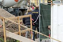 Razie detektivů ÚOOZ v hotelu Bohemia v Chrudimi