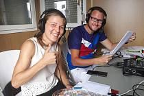 Jana Knapová spolukomentuje MS v Lotyšsku