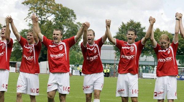 FK Pardubice x Bohemians 1905 - 2:0
