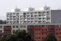 Pardubice nabízejí další startovací byty. Ilustrační snímek.