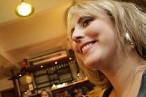 Předsedkyně studentské poroty Hana Rubišarová