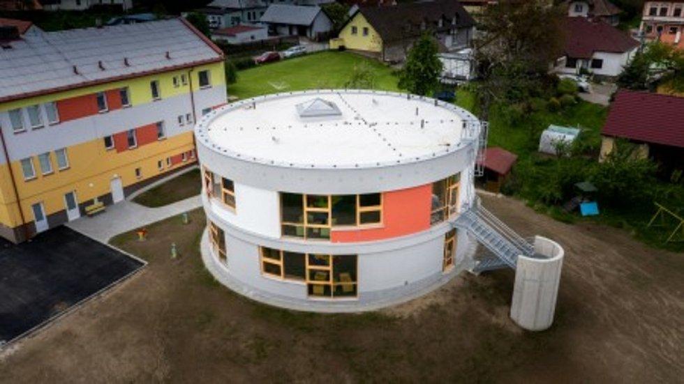 Dostavba a navýšení kapacity mateřské školy, Nasavrky