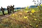 Běh pro válečné veterány.