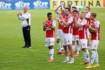 FK Pardubice - ilustrační foto.