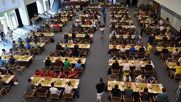 Czech Open v akci