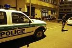 Ve vinotéce v Jungmanově ulici došlo k vraždě.