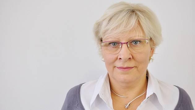 Profesorka Zuzana Bílková.