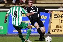Fotbalisté SK Holice prohráli v předehrávce posledního kola s Bohemians 1905 B  0:2.  Zítra  sehrají poslední domácí zápas s Velimí a sezonu zakončí za týden v Převýšově.
