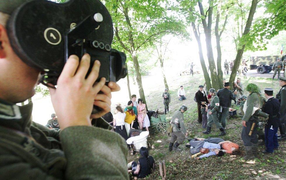 Třídění zajatých civilistů
