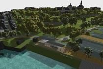 Projekt na revitalizaci Tyršových sadů