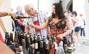 21. ročník Pardubického festivalu vína v prostorách pardubického zámku.