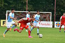 ČFL: FK Pardubice B - FK Chlumec nad Cidlinou