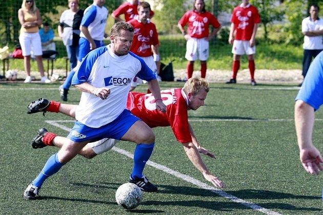 Třetí ročník turnaje v malé kopané EURO CUP 2008