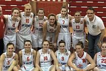 Basketbalistky Studánky vloni na Pečky ve čtvrtfinále nevyzrály. Co letos?