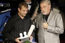 Slavnostní předávání Cen Františka Filipovského za dabing v přeloučské Občanské záložně