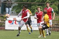 FNL - 27. kolo: Pardubice - Sokolov 0:0