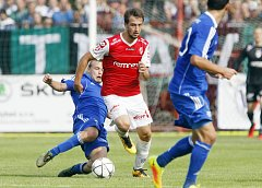 FK Pardubice -Baník Ostrava 0:0