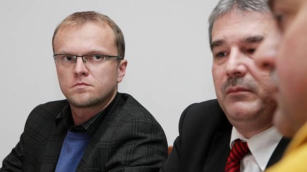 Hejtman Martin Netolický vyrazil lobovat pro Miloše Zemana