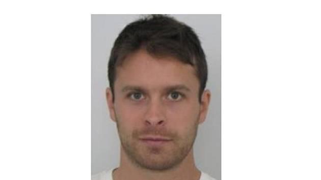 Pohřešovaný Petr Jiroušek