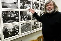 V pardubické galerii Chodba je až do 29. ledna k vidění výstava fotografa Pavla Šmída s názvem Japonerie.