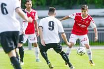SK Vysoké Mýto - FK Pardubice 1:2 (0:1).