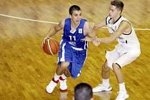 ME v basketbale do 16 let: Česko - Německo 78:72