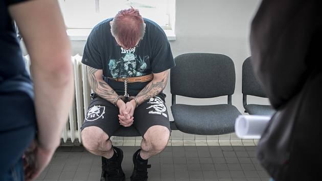 Osmadvacetiletý muž měl v Pardubicích 11. dubna zavraždit miminko. Vlastní dceru starou teprve 14 dní. Okresní soud jej poslal do vazby.