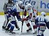 Duel Tipsport extraligy v ledním hokeji Dynamo Pardubice - Kometa Brno.