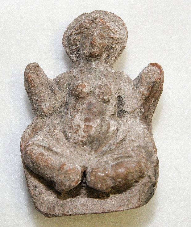 V Přelouči v muzejních sbírkách našli figurky z hrobek starých Egypťanů, jedná se o pravé sošky vyrobené ve Středomoří mezi 7. stoletím před naším letopočtem a 4. stoletím našeho letopočtu.