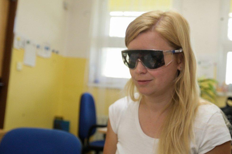 Zrakové postižení je jako život v permanentní nejistotě.