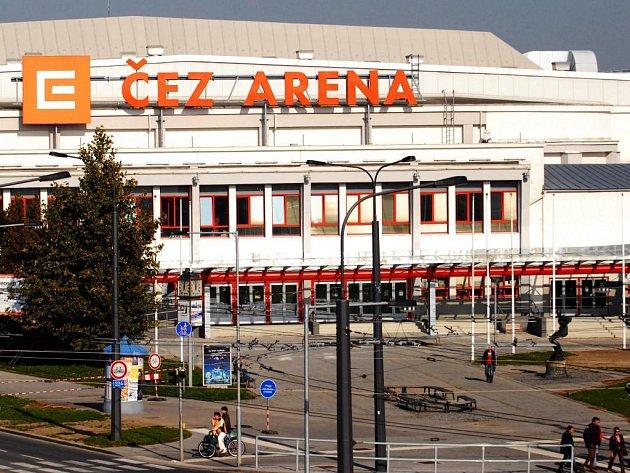 ČEZ Arena v Pardubicích
