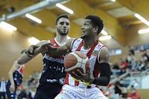 BK JIP Pardubice vs. Basket Brno.