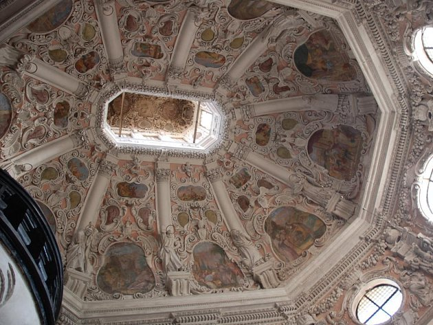 Kaple sv. Romedia v Cholticích