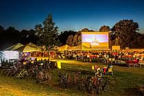 letní kino Pernštejn