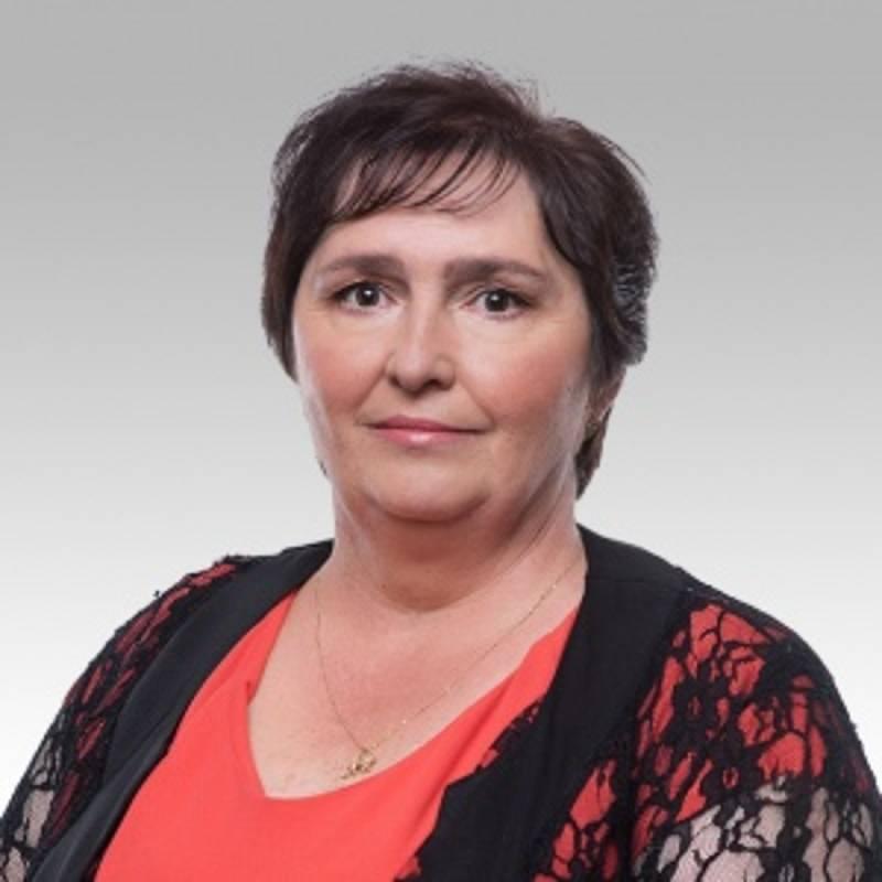Alena Šírová, předsedkyně odborové organizace podniku ETA, lídryně ČSSD v Pardubickém kraji