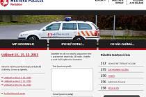 Nový web Městské policie Pardubice