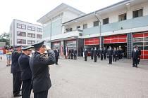 Ve středu 16. června 2021, se na centrální stanici v Pardubicích uskutečnilo slavnostní předávání medailí. Oceněni byli profesionální hasiči medailí Za věrnost I., II. a III. stupně. Medaile jsou udělovány na základě rozhodnutí generálního ředitele HZS ČR