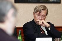 Vladimír Srb, předseda ČSTV