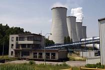 Prohlídka elektrárny Chvaletice
