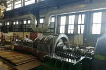 Elektrárny Opatovice.