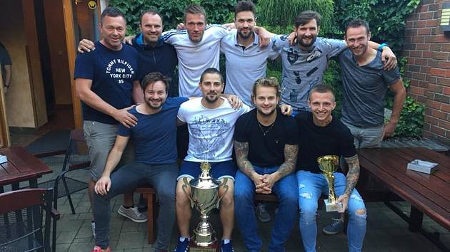 FC Laguna Pardubice.