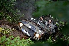 Desátý ročník srazu vojenských historických vozidel