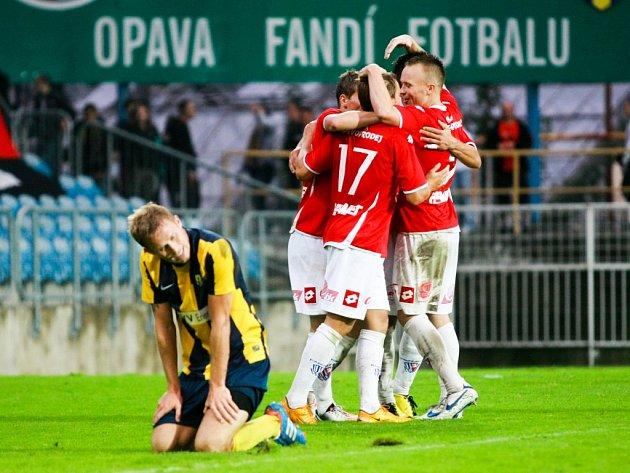 Slezský FC Opava - FK Pardubice 1:5